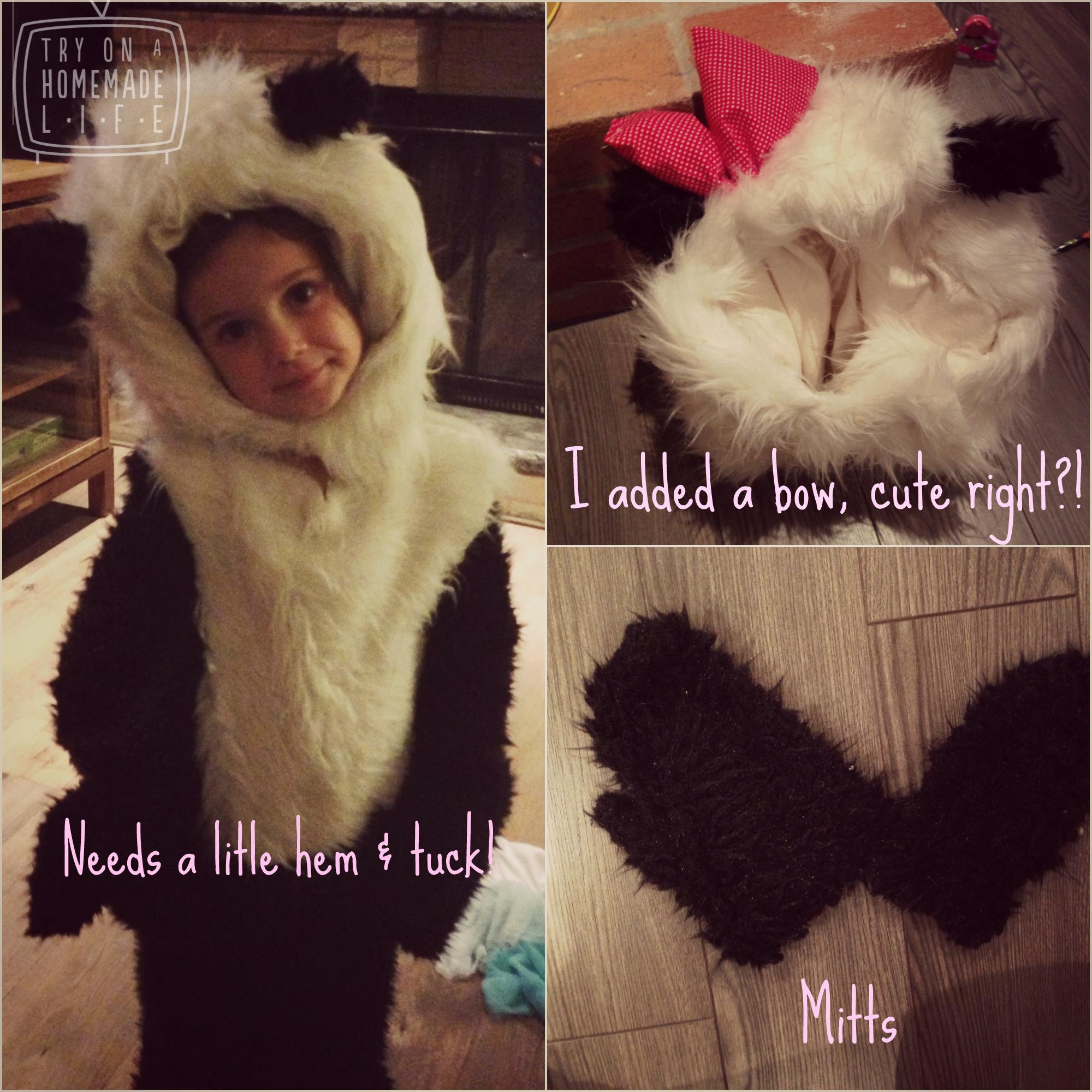 Panda Costume uk Panda Costume