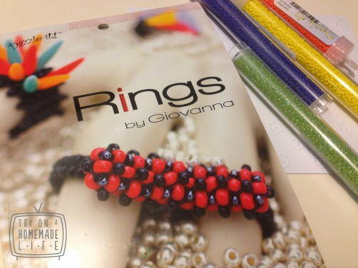 Rings Cover page